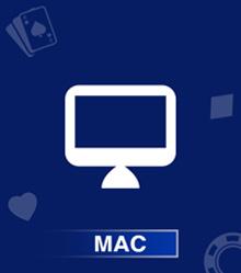 Play Poker Online on MAC
