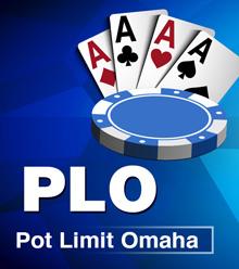 Pot Limit Omagha Poker Online