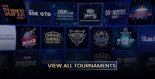 View All Poker Promotions