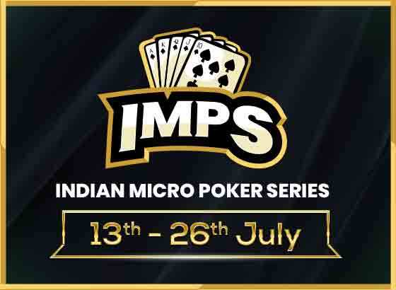 Indian Micro Poker Series
