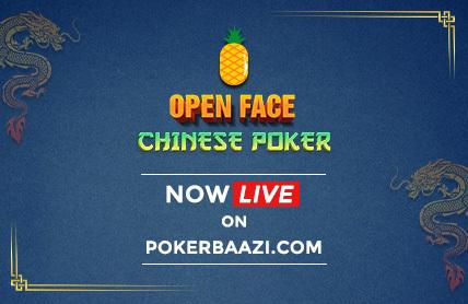 OpenFace Chinese Poker