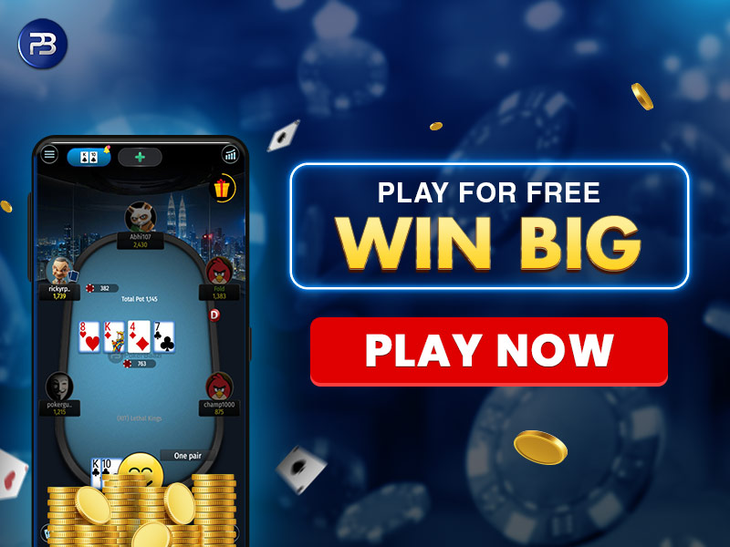 Play Free Poker and Win Big