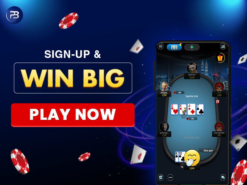 Free Poker Sign-UP